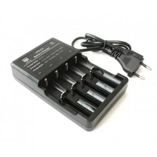 TIGER VTG-C4 на 4 аккумулятора
